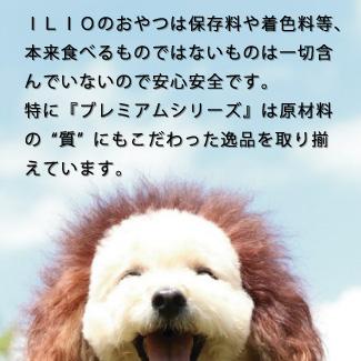ILIO Online Store オリジナルおやつイメージ